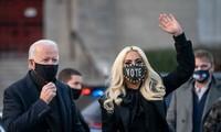Ariana, Lady Gaga, Lizzo cùng hàng loạt sao vỡ òa trước chiến thắng của ông Joe Biden