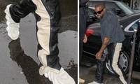 """Vừa mở bán, mẫu giày """"mây trắng"""" của Kanye West """"cháy hàng"""" chỉ trong vòng 1 phút"""