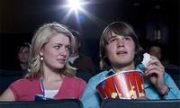 Khóc khi xem phim