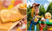 Bánh mỳ phô-mai của Disney