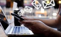 E-mail tặng voucher miễn phí
