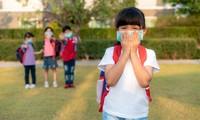Học sinh lớp 4 bị nhà trường bắt ra về vì hắt xì đúng hai cái, tạm cấm không được đến lớp