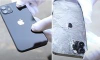 """Sau thử nghiệm thả rơi đập mặt, đập lưng, iPhone 12 được tung hô là """"smartphone bền nhất"""""""