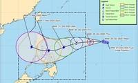 Sau bão Molave, áp thấp Rolly lại đang mạnh lên thành bão, có thể trở thành cơn bão số 10