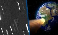 Tiểu hành tinh được đặt tên theo vị thần Hỗn Loạn bỗng đổi hướng, tăng tốc lao về Trái Đất