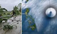 Philippines lao đao: Bão Molave mới qua, bão Goni sắp tới, lại còn thêm động đất