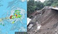 Áp thấp đã mạnh lên thành bão Goni, nguy cơ thành bão dữ, tiếp tục hướng tới Việt Nam