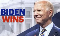 Sau khi có kết quả bầu cử 2020, những câu tweet đầu tiên của ông Biden và ông Trump là gì?