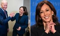 """Ông Joe Biden chiến thắng, """"phó tướng"""" Kamala Harris trở thành người phụ nữ quyền lực nhất"""