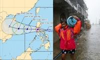 Bão VAMCO mạnh lên khiến Philippines lại phải sơ tán dân, dự báo vào Việt Nam ngày 15/11
