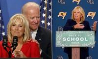 Bà Jill Biden vẫn làm cô giáo nếu có là Đệ nhất Phu nhân, nhưng tại sao việc đó không dễ?