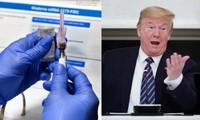 """Vắc-xin COVID-19 sẽ được đặt tên là """"vắc-xin Trump"""", như một """"cử chỉ đẹp"""" với Tổng thống?"""