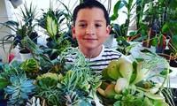 Từ cảnh vô gia cư, cậu bé 8 tuổi này đã kiếm được đủ tiền mua nhà chỉ trong chưa đầy 1 năm