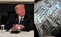 Tổng thống Trump gặp phiền phức: Loại thuốc ông hay uống bị cho là gây rối loạn tâm lý