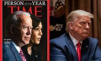 """Rất thích làm """"Nhân vật của năm"""", Tổng thống Trump phản ứng thế nào khi hụt danh hiệu này?"""