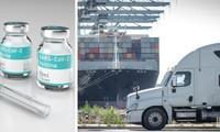 Vaccine COVID-19 vừa được duyệt khẩn cấp ở Mỹ, các hãng vận chuyển đã chuẩn bị kỹ thế nào?