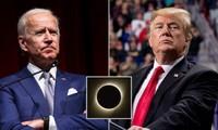 """Nhật thực toàn phần ngày Đại cử tri Đoàn bầu Tổng thống Mỹ: """"Điềm báo"""" cho Donald Trump?"""