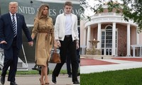 Có gì ấn tượng ở ngôi trường mà con trai Tổng thống Trump sẽ học sau khi rời Nhà Trắng?
