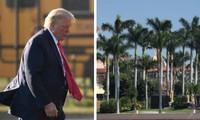 Đường về nhà của Tổng thống Trump không dễ: Hàng xóm quanh nhà đề nghị cấm ông về đó sống