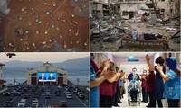 Nhìn lại 2020 qua 12 bức ảnh của 12 tháng: Một năm chẳng giống bất kỳ năm nào khác
