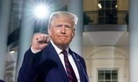 """Tổng thống Trump """"hẹn gặp ở Washington"""", nhưng những người ủng hộ ông gặp trở ngại bất ngờ"""