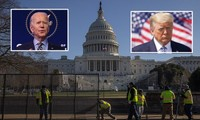 """Sau hỗn loạn ở Đồi Capitol, Lễ nhậm chức của ông Joe Biden sẽ được bảo vệ """"khủng"""" cỡ nào?"""