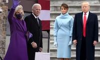 Thời trang trong Lễ Nhậm Chức Tổng thống Mỹ: Ý nghĩa đằng sau màu sắc trang phục của những người tham dự