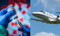 Để chen hàng tiêm vắc xin, cặp đôi tỷ phú đi phi cơ về vùng xa, giả làm người lao động
