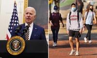 """""""Cú bật"""" thời Tổng thống Biden: Số sinh viên quốc tế đăng ký tới Mỹ du học đang tăng trở lại"""