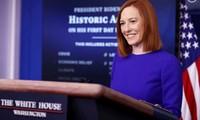 """Jen Psaki, Thư ký báo chí Nhà Trắng của Tổng thống Biden: """"Thần tượng"""" mới của giới trẻ"""