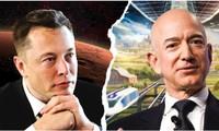 """Hai người giàu nhất thế giới đối đầu: Elon Musk phản pháo khi bị phía Jeff Bezos bảo """"thích nổi tiếng"""""""