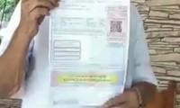 Ấn Độ: Nhận hóa đơn tiền điện, một người bị lên cơn tăng huyết áp, phải đưa đi cấp cứu