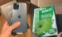"""Đặt mua iPhone 12 Pro Max giá 35 triệu, nhận được sản phẩm """"Apple"""" nhưng không phải iPhone"""