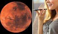 Giọng của bạn nghe trên sao Hỏa có hay không? Bạn có thể thử thu âm và nghe ngay bây giờ