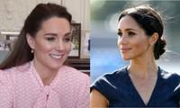 """Công nương Kate Middleton xuất hiện sau """"cơn bão Meghan Markle"""", chọn phụ kiện đầy ẩn ý"""
