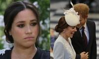 Có phải tình bạn thân giữa Công nương Kate và Harry đã gây ra vết rạn giữa Meghan và Kate?