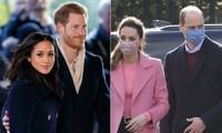 Hoàng gia đáp trả: William và Kate xuất hiện, nói gì về những cáo buộc của Meghan - Harry?