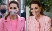Không chỉ là thời trang: Lý do Công nương Kate toàn mặc màu hồng sau sự vụ Meghan - Harry