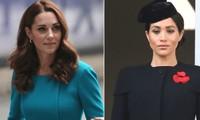 """Đâu chỉ """"rơi lệ"""", còn 4 việc phá vỡ tình chị em giữa hai nàng dâu Hoàng gia Kate - Meghan"""