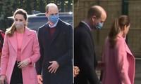 Tiết lộ lý do Hoàng tử William xuất hiện cùng Công nương Kate, dù Kate đã định đi một mình