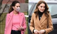 """""""Biệt tài"""" của Công nương Kate Middleton: Thể hiện thông điệp qua những đôi khuyên tai"""