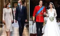 William và Kate quay lại nơi họ đã kết hôn, nhưng lần này vì một mục đích hoàn toàn khác