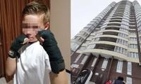 Cậu bé 11 tuổi nhảy từ tầng 23 xuống, trúng chiếc xe tải và sống sót kỳ diệu