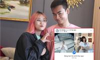 """Quang Cuốn công khai """"đang hẹn hò"""" với Misthy: Đến bạn thân Linh Ngọc Đàm cũng bất ngờ!"""