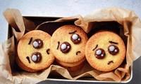 Hóa ra biểu tượng đáng yêu trên chiếc bánh quy bình thường này có ý nghĩa không ai ngờ tới