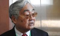 Cựu Bộ trưởng Bộ GD&ĐT, giáo sư, viện sĩ Phạm Minh Hạc
