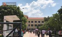 Hơn 6400 học sinh toàn tỉnh Quảng Bình đang phải làm lại bài thi môn Ngữ Văn.
