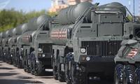 Hệ thống phòng thủ S-400 của Nga
