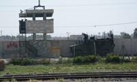 Xe quân sự của Thổ Nhĩ Kỳ ở biên giới với Syria
