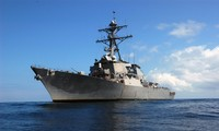 Tàu khu trục USS Porter củ Mỹ. Ảnh: Wikipedia